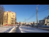Нефтеюганск 20.01.18. Мороз -36* на улице ни души. Зато какое солнце!!!