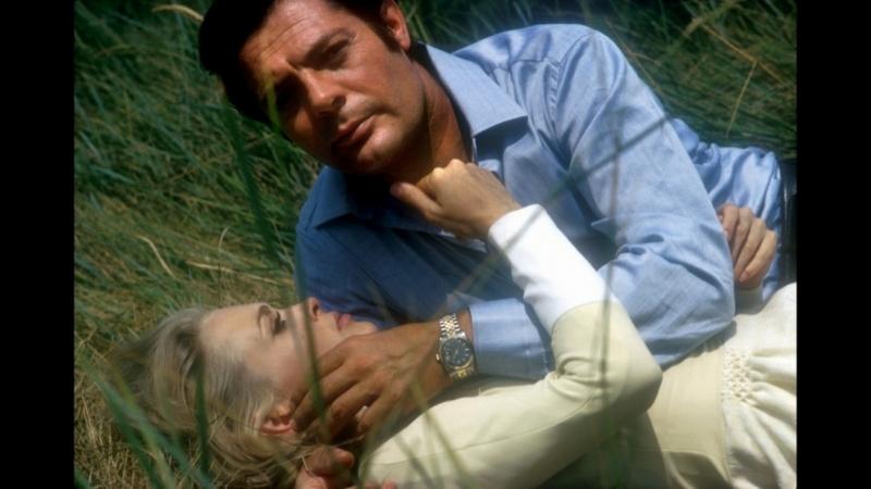 Х/Ф Место для влюбленных / Влюбленные (Италия - Франция, 1968) Кинодрама, в гл. ролях Фэй Данауэй и Марчелло Мастроянни.