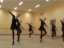 Вагановское училище. Русский танец из балета Лебединое озеро. #урокиХореографии