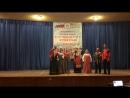 Конкурсная программа на Международный конкурс «Страна души» Абхазия. Номинация «Народный вокал» «Ой там на гори»