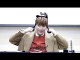 |Фанкам| 171201 Jun. K <My 2♡'s> Fansign & Hi-touch event in Goyang