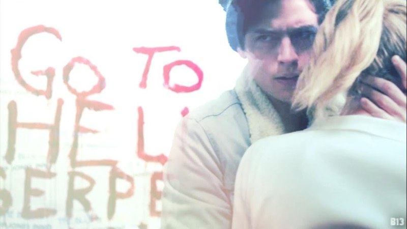 Betty Jughead - Не вынести [Riverdale MV; Ривердейл клип]