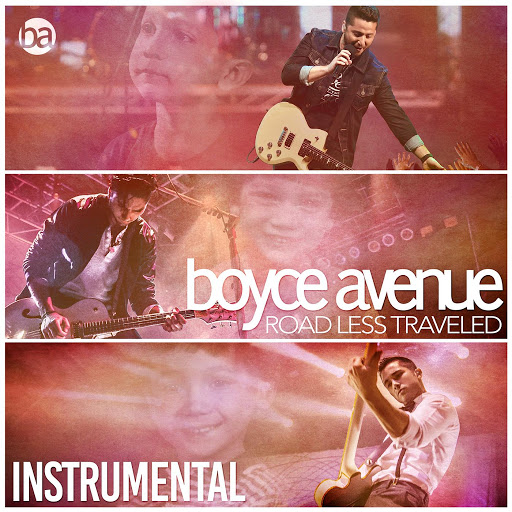 Boyce Avenue album Road Less Traveled (Instrumental)