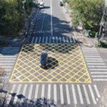 На дорогах появится синяя разметка и новые обозначения