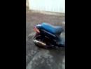Первый запуск скутера после ремонта