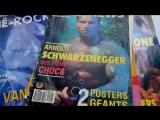 Видеообзор-Мой журнал Cine-News с Арнольдом Шварценеггером(12.11.2017г).