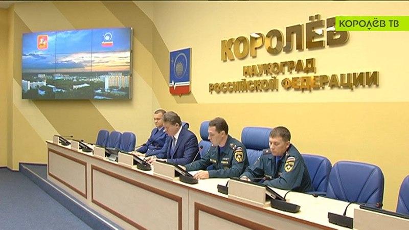 В 7 торговых центрах Королёва обнаружили серьёзные нарушения пожарной безопасности