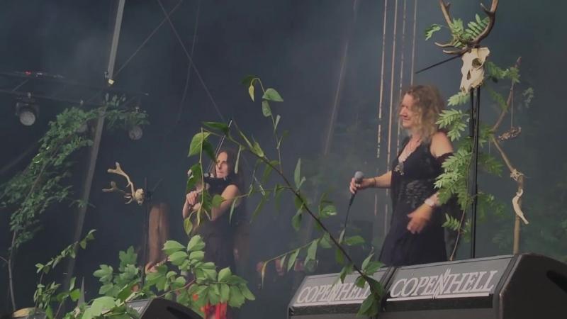 Huldre - Jagt (Live at Copenhell 2017)