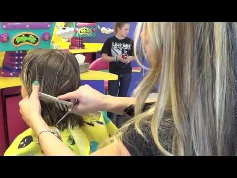 Детская Парикмахерская в Америке Бизнес идея