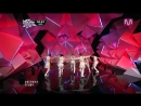 100% - Want U Back @ Mcountdown 2013.05.23