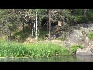 Рускеала Карелия. водопады. вид. 817