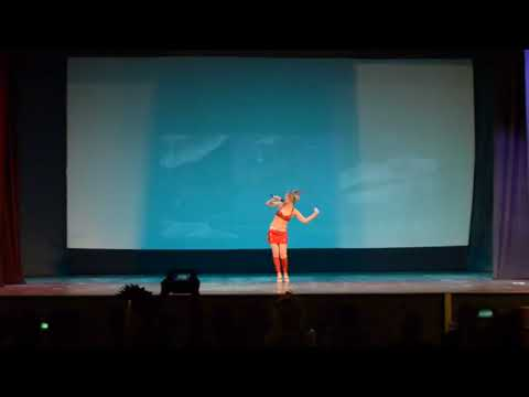 Ryuichi (КХЛ - Крокодилы Ходят Лёжа, г. Саратов) - Gazelle (Зверополис) [AJISAI 2018]