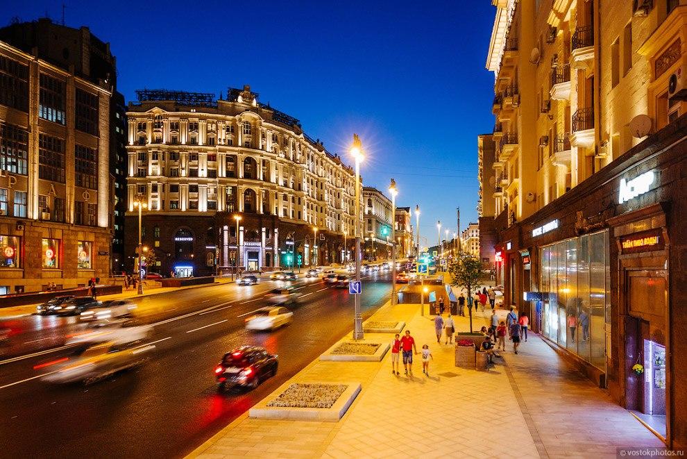 V63s0jOkYUQ Тверская - главная улица Москвы