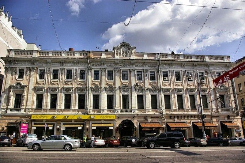 e0LqPK4ZFnU Тверская улица - главная улица Москвы.