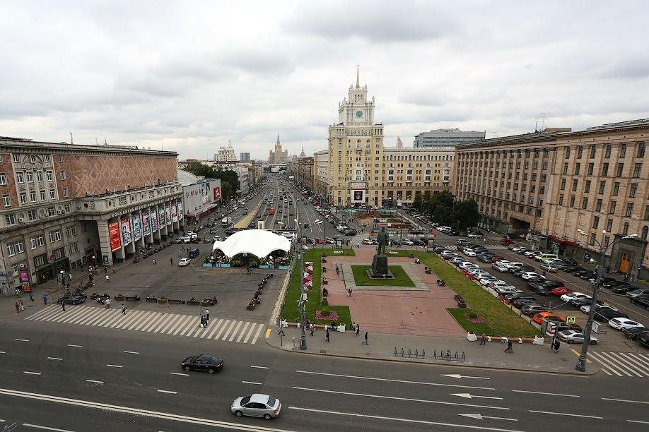 tURkFcgOzj8 Тверская - главная улица Москвы
