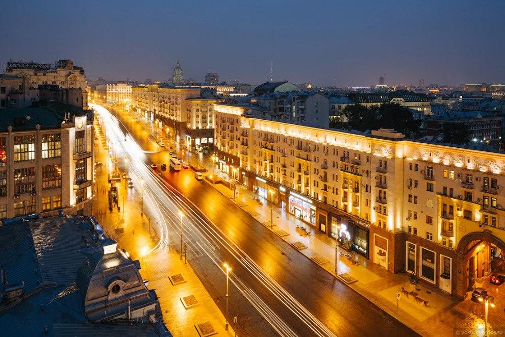 WyshEXKgzL4 Тверская улица - главная улица Москвы.