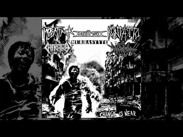 MobAttack / Buköwski / Kontatto / CHIKARA / Murhasyyte / Los Disscípuloss - 6-way split FULL (2018)