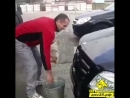 Полиция Кубани разыскивает мужчину помывшего свой Mercedes котом сообщает ДПС Контроль со ссылкой на