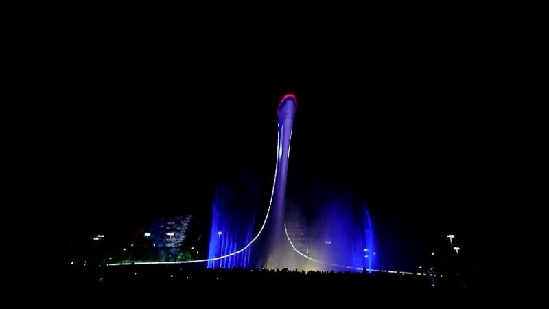 олимпийский парк! сочи! 2018