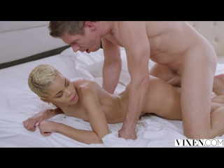 Arie Faye & Mick Blue [HD 1080, All Sex, Interracial, Small Tits, Blonde, Ebony, Cumshot]