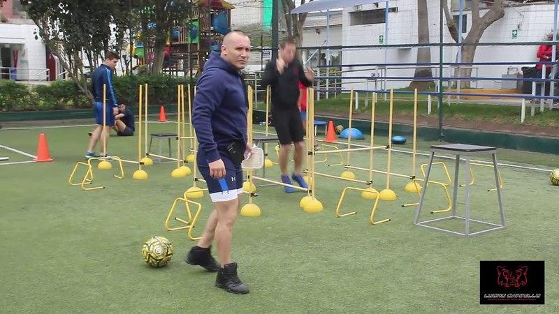 Preparación de Alta Competencia para Futbolistas de Divisiones Menores