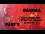 Dagoba - Live a L' Empreinte - Savigny Le Temple - 23 03 2018 - Part 2