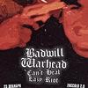 BADWILL x WARHEAD | 23.12.17 | ZOCCOLO 2.0