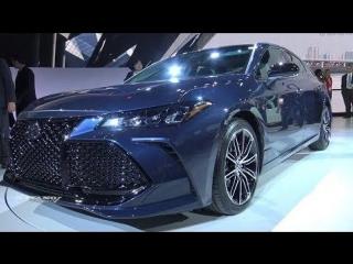 2019 Toyota Avalon Xlе - Exterior And Interior Walkaround