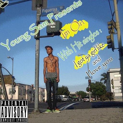 Young Sam альбом I'm On