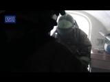 24.11.17. Камчатские спасатели тушили Як-40 в елизовском аэропорту