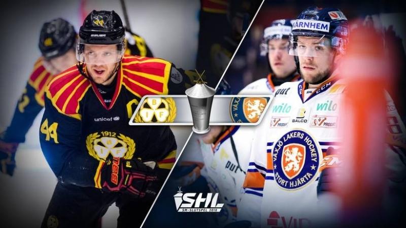 SHL - Slutspel - Brynäs IF - Växjö Lakers 2018-03-20