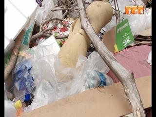 На грани срыва один из экологических проектов города