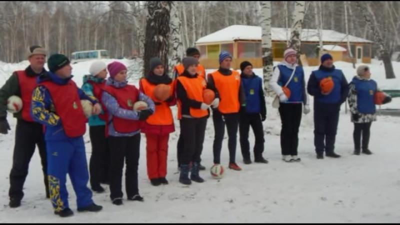 Про лису, Футгольф и Сибирский Руян