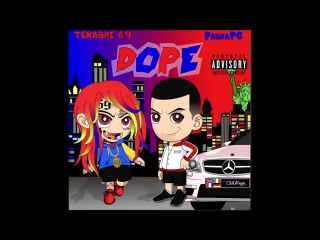 6ix9ine & PashaPG — Dope (Chief Keef Diss) [NR]