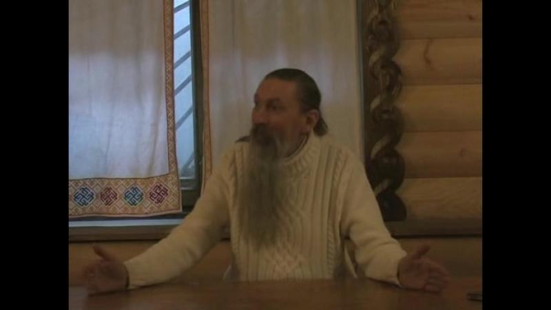 А.В.Трехлебов в Жуковской Палате Ремесел 27.02.10 (1 из 2)
