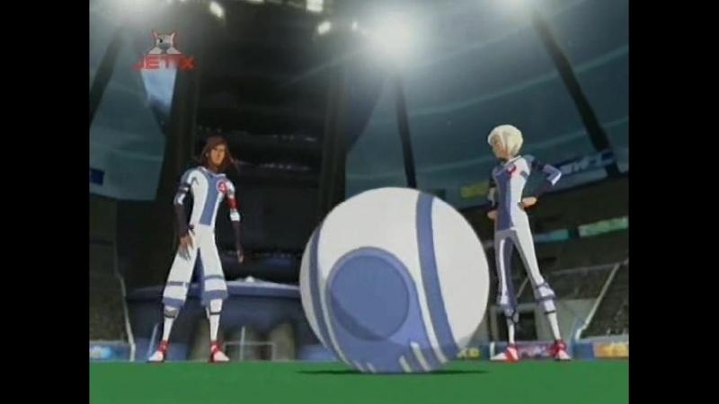 Галактический футбол - 13 Серия (Нападающий)