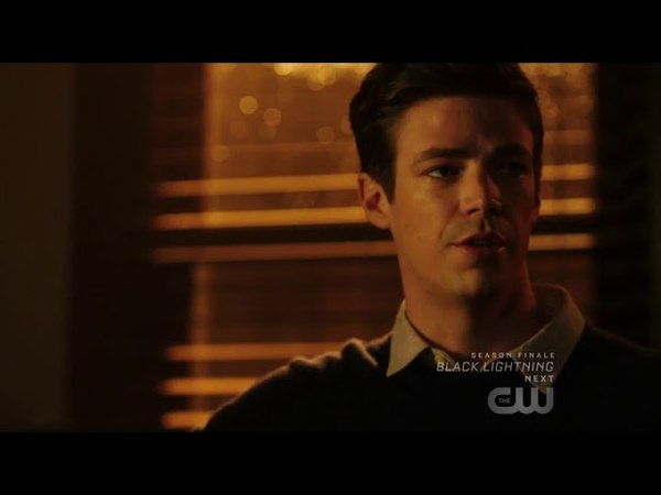 The Flash 4x18 Blame on Me||Iris and Barry||