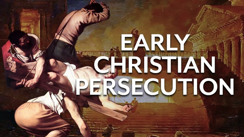 early christian persecution - 800×450