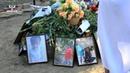 В Зугрэсе почтили память погибших в результате авианалета ВСУ 13 августа 2014 года