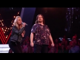 Preview: Holly Ellison vs Chris James - I'd Do Anything For Love (The Voice UK 2018)
