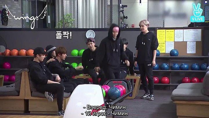 [Рус Саб] Run BTS! 2017 - EP.19