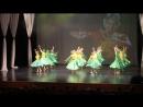 Индийский танец. Мой отчетный концерт май 2018