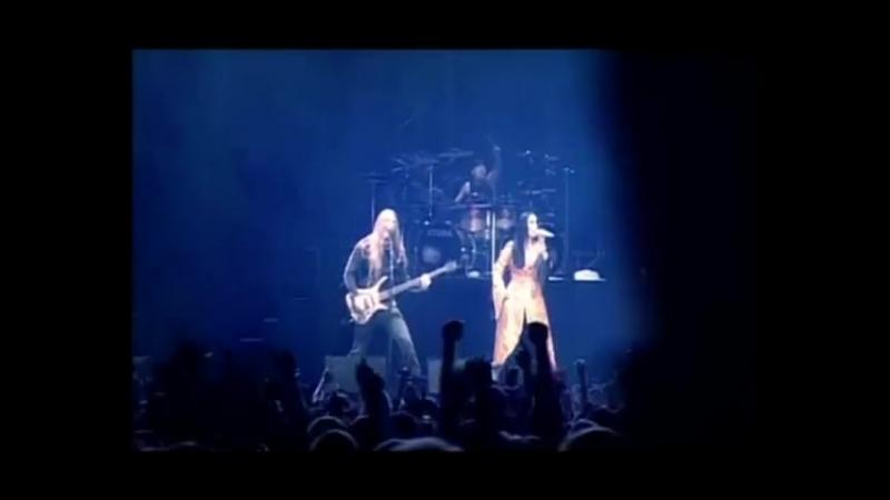 Призрак оперы. - Nightwish - The Phantom of the opera - _Звёзды рока_ ( 480 X 600 )