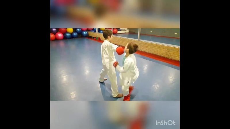 Методика обучения ура маваши гери. Karate kids. KARATE CLUB SKIF