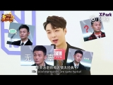 [VIDEO] 180319 Lay @ NetEase Xing Bu Kuai Interview | ENG SUB