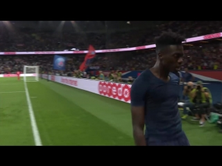 ПСЖ - Кан (гол Тима Веа) | Чемпионат Франции (1 тур) | 12.08.2018