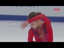 2018 Russian Nationals - Alena Kostornaya SP (Арена)