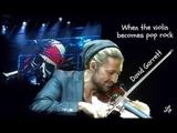 David Garrett - When the violin becomes pop rock - medley