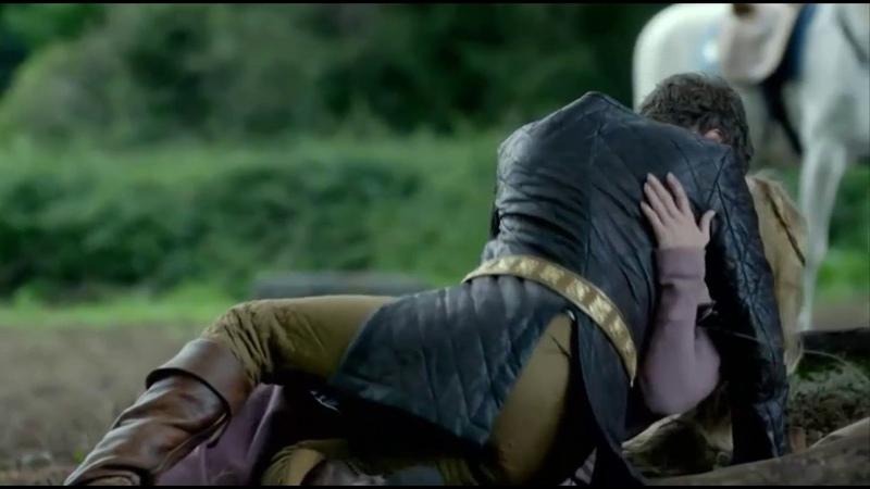 Эдвард и Элизабет. Клип и/с Белая Королева