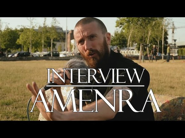 Amenra Interview with Colin H van Eeckhout
